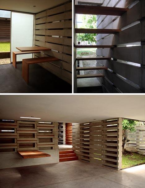 modular concrete block home
