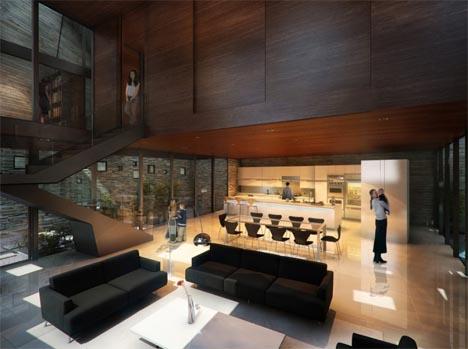 Modular Desert Home Design for Modern Nomadic Living