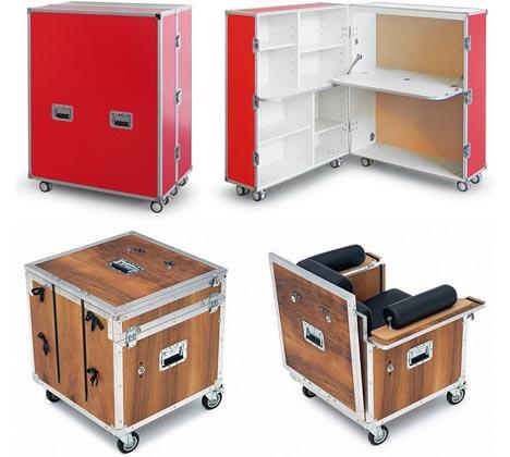 Modular Office Furniture Storage
