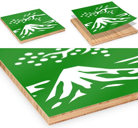 plywerk photo mounted plywood