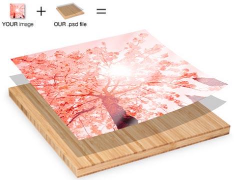 plywerk photo mounting board