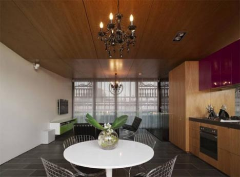 Postmodern Home Interior