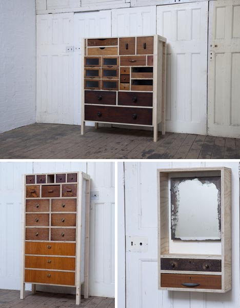 salvage scrap wood furniture