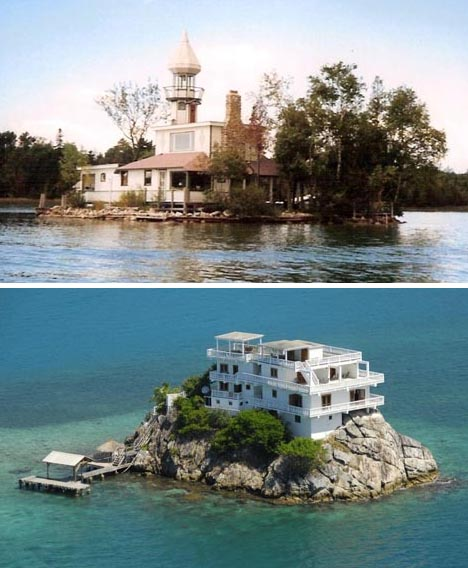 Small Island Home Designs