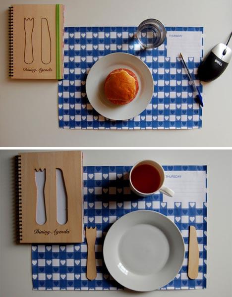 tableware flateware design ideea