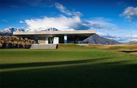 underground green house design