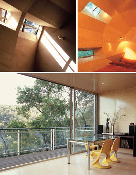 amazing tree home interior design