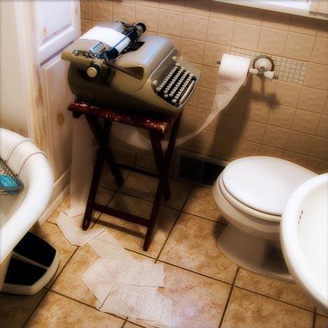bathroom art photography