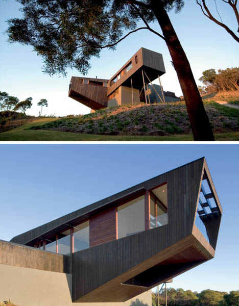 cantilever building design