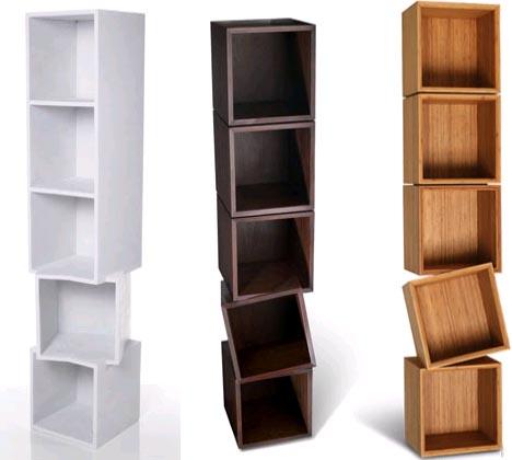 Perfect Custom Wood Bookcase