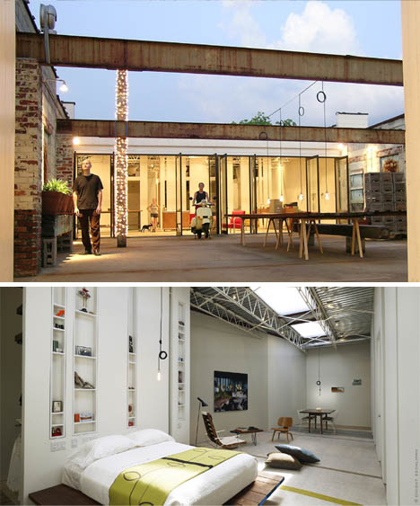 home renovation design. home renovation ideas Radical Remodel  Warehouse to Home Renovation Project