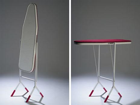 mirror flip out design