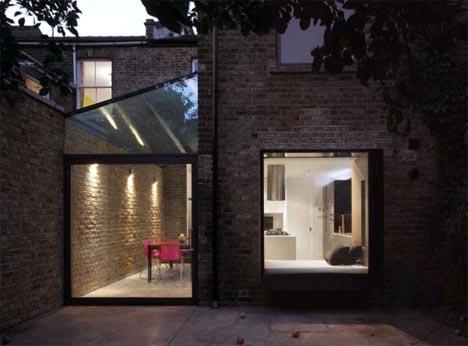modern bay window design