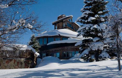 mountain lodge cabins