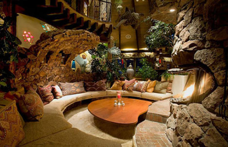 mountain lodge interior design