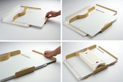 one handed design