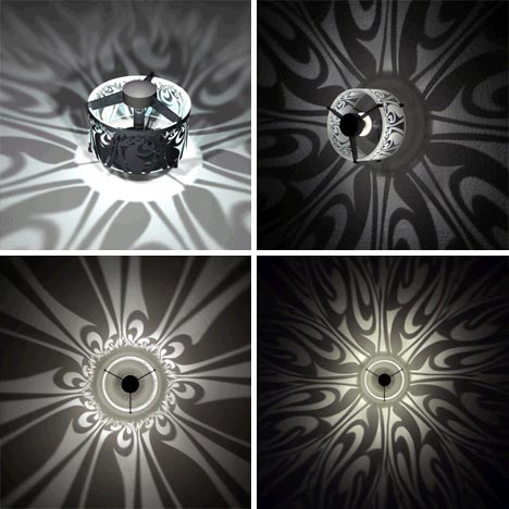 Pattern Light Fixture Designs Cast Stunning Wall Shadows Designs Amp Ideas On Dornob