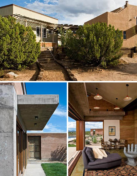 Rustic Modern Desert Home