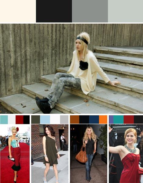 street fashion celebrity style
