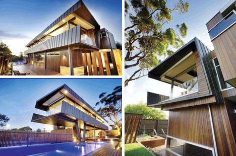 suburban modern house design