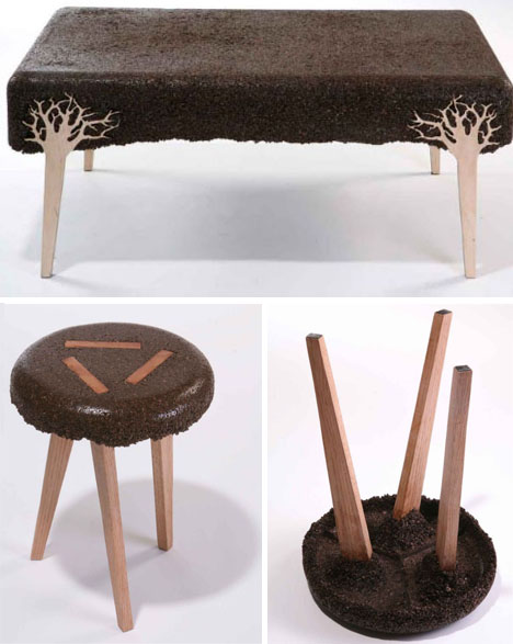 Upcycling Wood Furniture Ideas