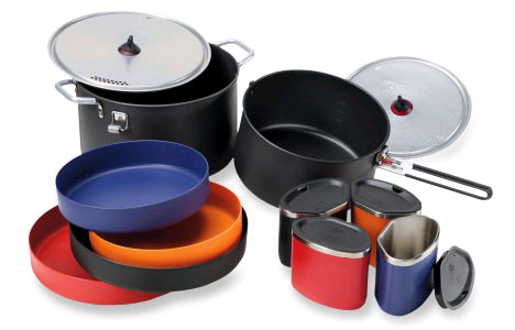 all in one cooking campware