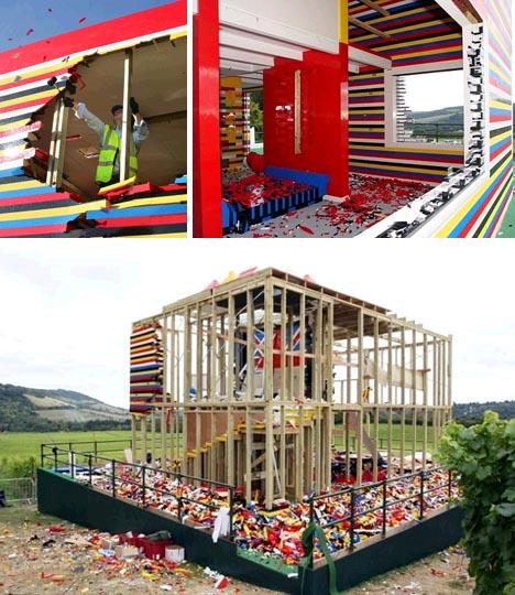 lego human home demolition