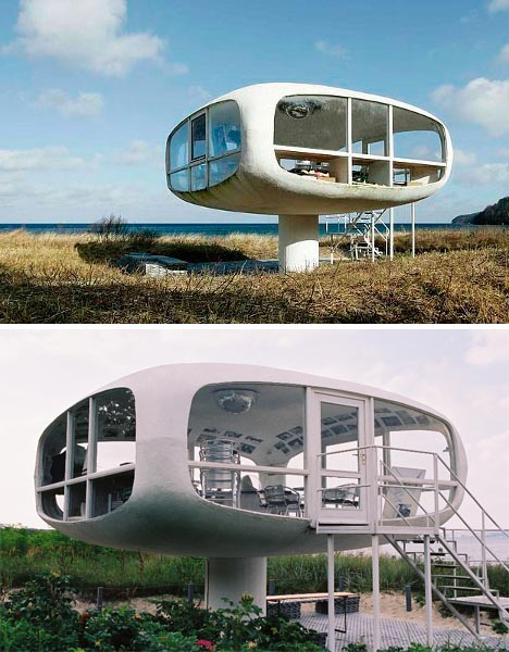 Lifeguard Tower Design. You May Be Used To Seeing Already Converted  Properties ...