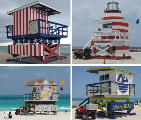 Lifeguard Tower Designs
