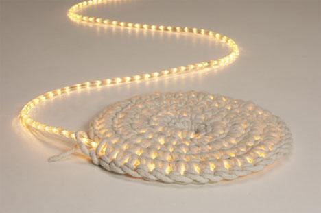 light up glowing carpet