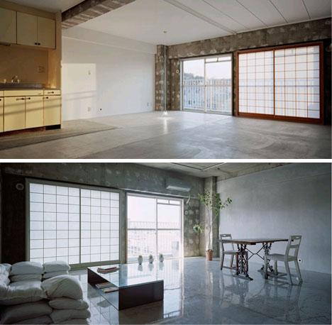 minimalist apartment remodel design