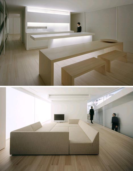 minimalist furniture design