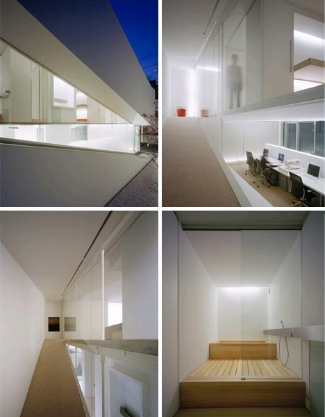 Minimalist house simple architecture interior design for Simple modern house interior