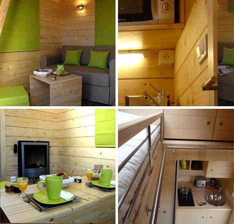 modern small space living - Small Space Home