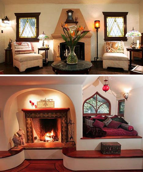 Beautiful Storybook Home Designs Images
