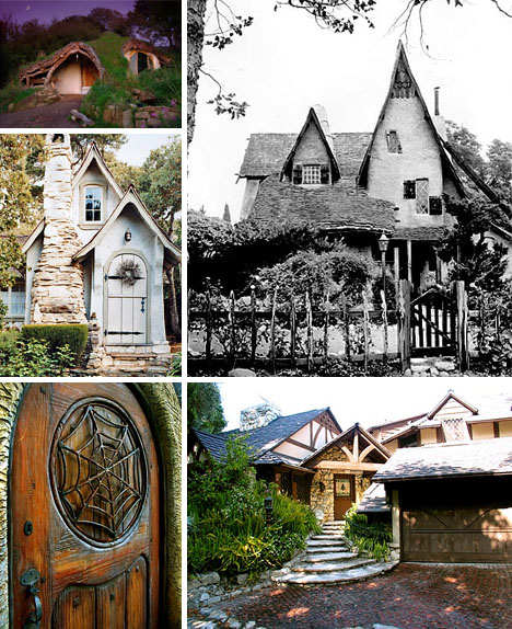 Classic Storybook Home Designs that Really Came to Life