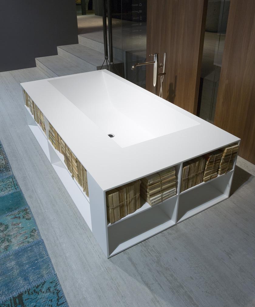 Tub Shelves Bizarre Built In Bath Storage Designs Ideas On Dornob