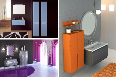 bathroom color themes - Bathroom Color Schemes