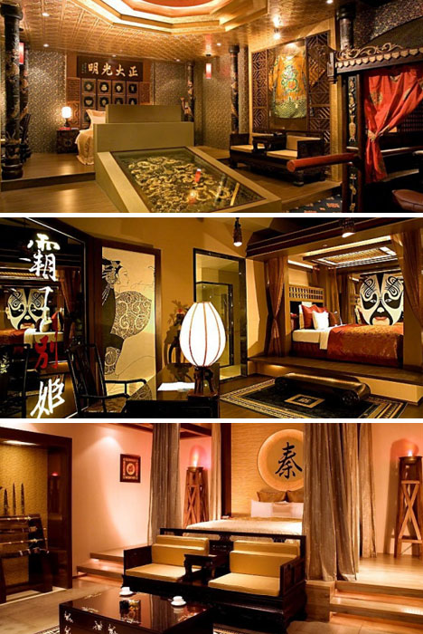 bedroom design asian japanese chinese