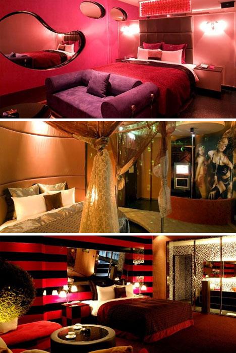 bedroom design glamourous kitsch
