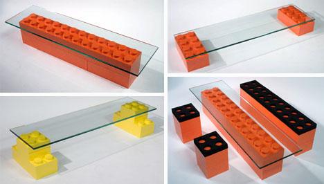 cool diy modular block furniture