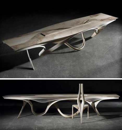 crafted furniture