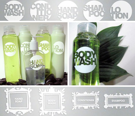 debranded household products