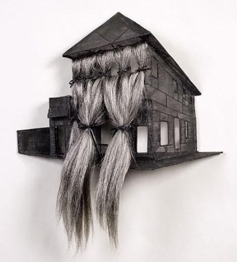 deserted house artworks