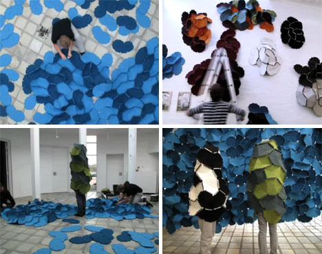 diy decor textile ideas