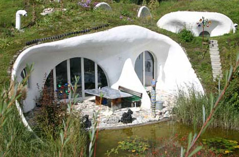 earth house underground designs