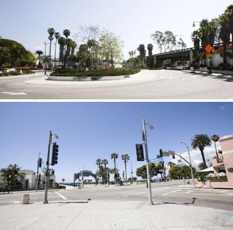 edited no traffic streets