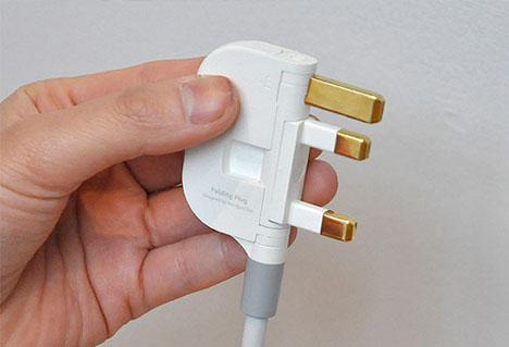 flat plug redesign idea
