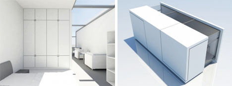 fold out minimalist box home Futures Prefabricated: 7 X Stunning Small Space Design Ideas