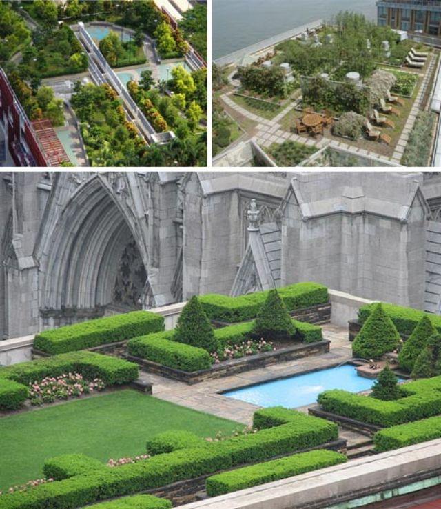 8 Great Urban Green Roofs Designs Ideas On Dornob